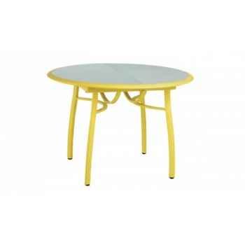 Première table ronde extensible Ego Paris -EM2TOE