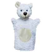 marionnette kersa ours blanc 20661