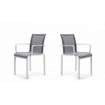 Tandem fauteuil repas Ego Paris -EM3TDA