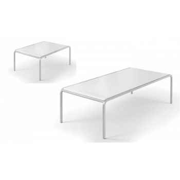 Tandem table repas avec allonge Ego Paris -EM3TTA
