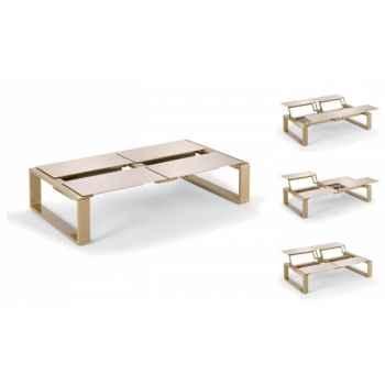 Kama table modulable quattro Ego Paris -EM5QMT