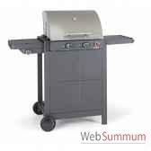brahma 30 inox barbecook 2239923000