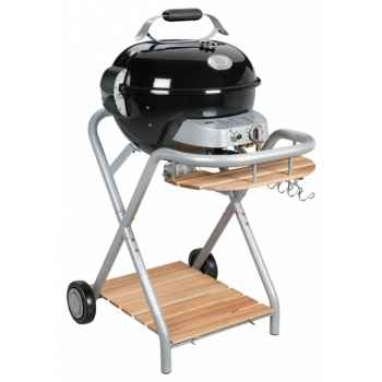 Barbecue ambri noir Outdoorchef