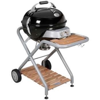 Barbecue ascona noir Outdoorchef