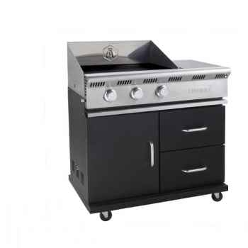 plancha ou barbecue gaz gallery of barbecue gaz a poser plancha gaz a poser mobigrill barbecue. Black Bedroom Furniture Sets. Home Design Ideas