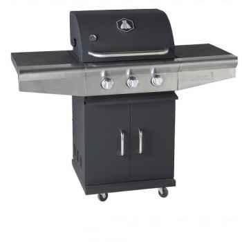 Barbecue 3 brÛleurs gaz Laguiole