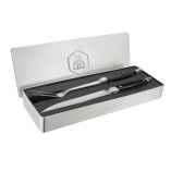 set barbecue 2 pieces fourchette couteau laguiole 3326880005704