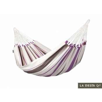 Hamac simple colombien caribena purple La Siesta -CIH14-7
