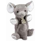 marionnette peluche elephant 1226