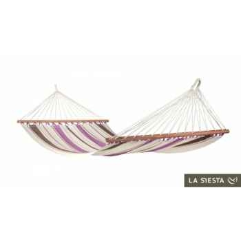 Hamac à barres simple colombien caribena purple La Siesta -CIR11-7