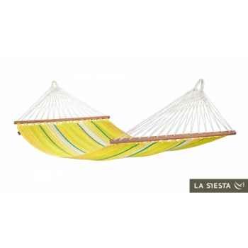 Hamac à barres simple bio colombien islena lemon La Siesta -ISR11-5