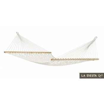 North american style hamac à barres double virginia écru La Siesta -NRR14-11