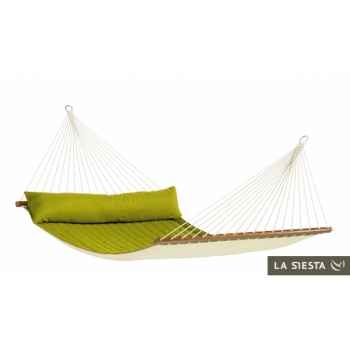 North american style hamac à barres double alabama avocado La Siesta -NQR14-41
