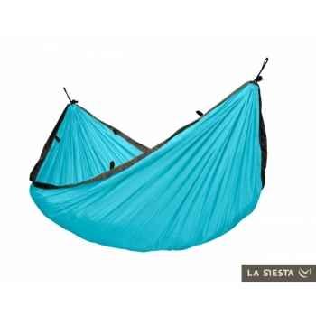 Hamac de voyage simple colibri turquoise La Siesta -CLH15-3