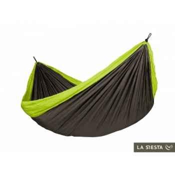 Hamac de voyage double colibri green La Siesta -CLH20-4