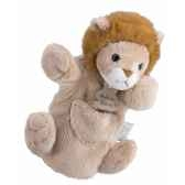 marionnette peluche lion 1227