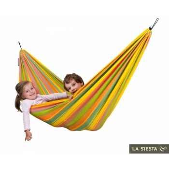 Hamac enfant résistant aux intempéries papagayo fruity La Siesta -PPH11-5