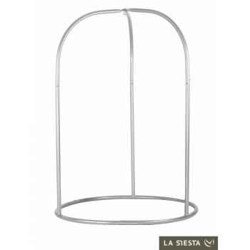 Support chaise hamac romano silver La Siesta -ROA16-8