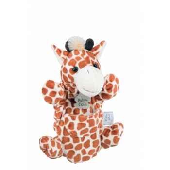 Marionnette peluche Girafe 1258