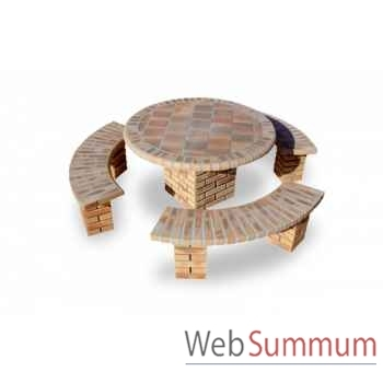 Barbecues table rossignol Forge Adour -forgeadour34