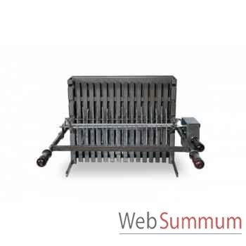 Grils kit tournebroche 908-56 Forge Adour -forgeadour59