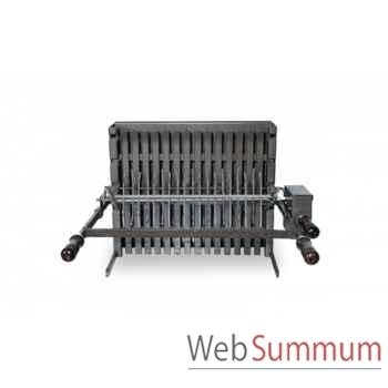 Grils kit tournebroche 908-66 Forge Adour -forgeadour60