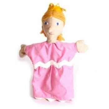 Marionnette tissus- Princesse -5463