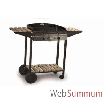 Plancha chariot chi b Forge Adour -forgeadour95
