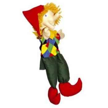 Marionnette tissus- Guignol -5466