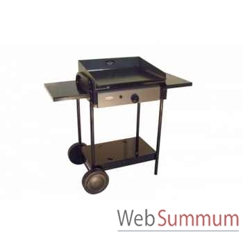Plancha chariot ch 500 Forge Adour -forgeadour125