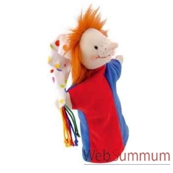 Kathe Kruse ®-Marionnette Niki Guignol-83711