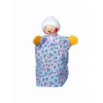Marionnette Kersa - Grand-mère - 60280