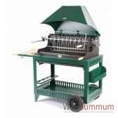 irouleguy s chariot acier vert le marquier bar3542c10