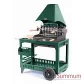 meharin s chariot acier vert le marquier bar3552c10