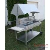 barbecue mechoui inox le marquier bci216