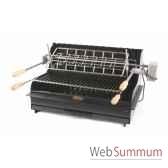 grilloir isturits acier a poser ou encastrer le marquier gbc3651