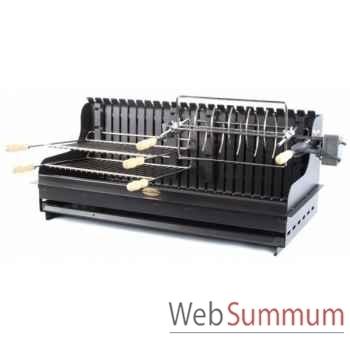 Grilloir etchalar acier a poser ou encastrer Le Marquier -GBC3686