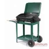 ainara 3 feux s chariot avec couvercle vert le marquier bap3309c10