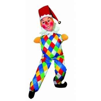 Marionnette Kersa - Arlequin - 12500