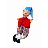 marionnette kersa polichinelle luxus 12510