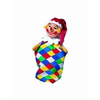 Marionnette Kersa - Polichinelle sans jambes - 12520