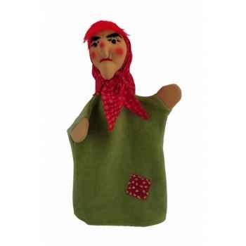 Marionnette Kersa - Sorcière - 12570