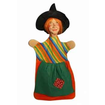 Marionnette Kersa - Sorcière - 30150