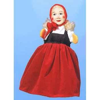 Marionnette Kersa - Chaperon rouge - 30310