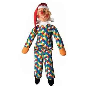 Marionnette Kersa - Arlequin - 52655