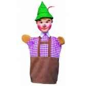 marionnette kersa enfant tyrolien 12590