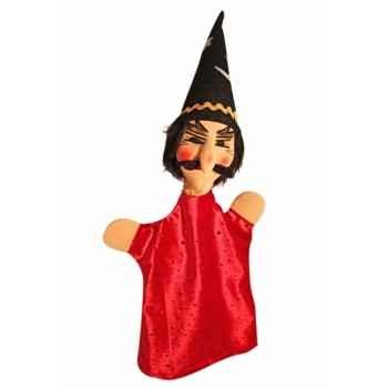 Marionnette Kersa - Magicien - 12600
