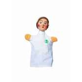 marionnette kersa infirmiere 12940
