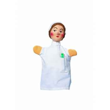 Marionnette Kersa - Infirmière - 12940