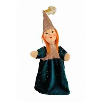 Marionnette Kersa - Mlle Burg - 12970